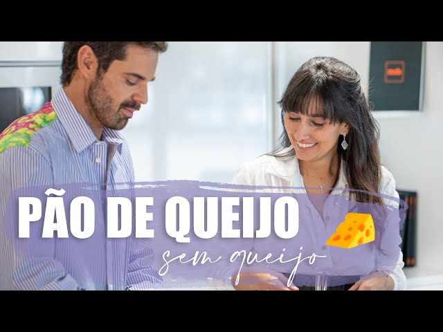 PÃO DE QUEIJO - Sem queijo | Dr Hugo Madeira e Tâmara Castelo