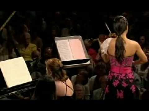 Soyoung Yoon | Franck Violin Sonata | 4th Mvt | Queen Elisabeth Violin Competition | 2009