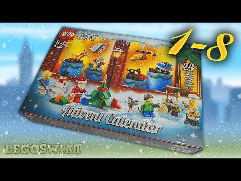 Lego kalender 60201
