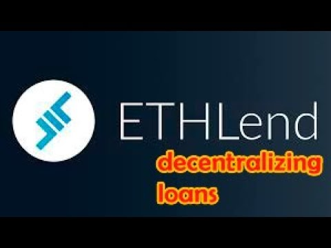ICO REVIEW! ETHLend.io | First Decentralized Loan Platform, PRE-INTERVIEW WITH HEAD OF THE TOKENSALE