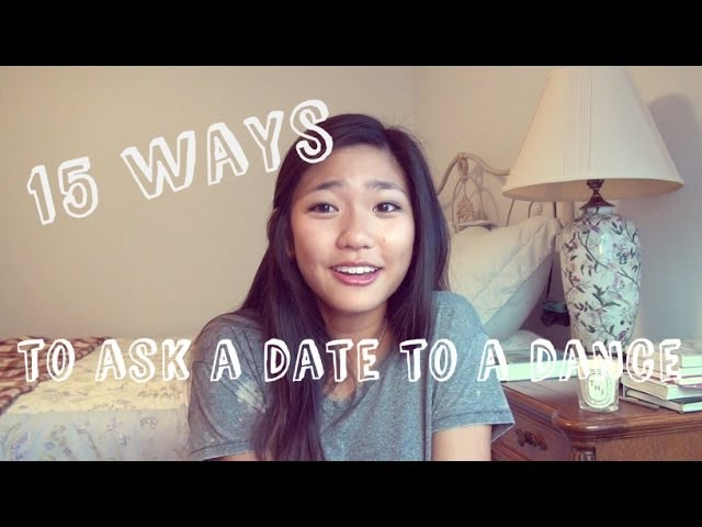 Ways to ask a guy out in middle school