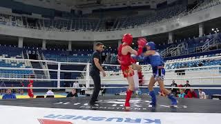 VIII летняя Спартакиада учащихся России (тайский бокс)