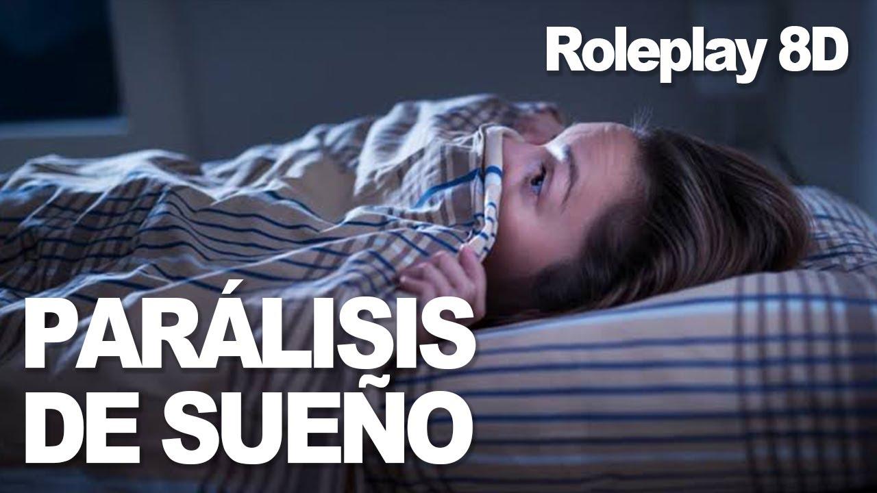 Vive una PARÁLISIS de SUEÑO en 8D | Roleplay 8D | Best ASMR Ever