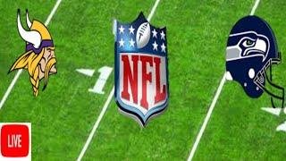NFL Live   Minnesota Vikings vs. Seattle Seahawks Live Stream   NFL MNF   2018 NFL Week 14