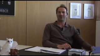 Nina : interview de Thomas Jouannet - France 2