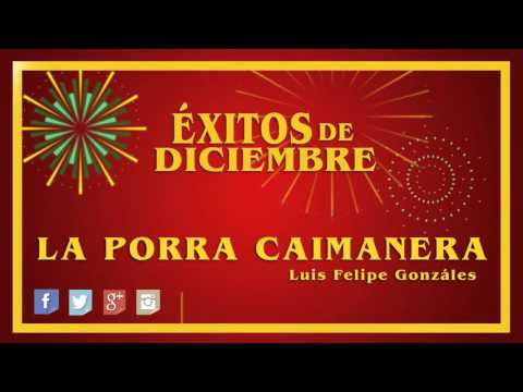 La Porra Caimanera -  Luis Felipe González / Discos Fuentes