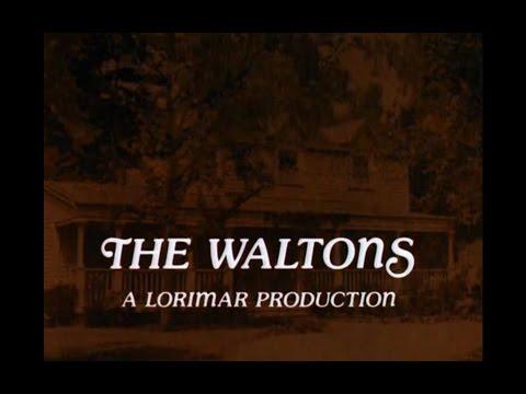 The Waltons Season 2 Opening and Closing Credits and Theme Song