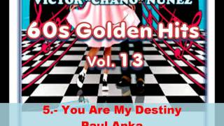 60s GOLDEN HITS- VOL.# 13 - ORIGINAL VERSIONS