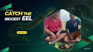 Primitive Technology - Eating delicious - Life and Living - Catch the_ biggest Eel