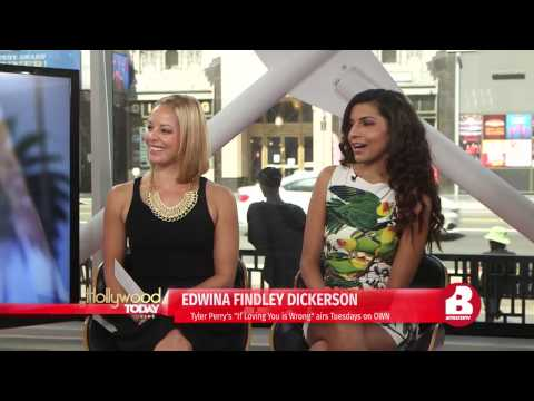 Edwina Findley Discusses Her Role in  Loving You Is Wrong