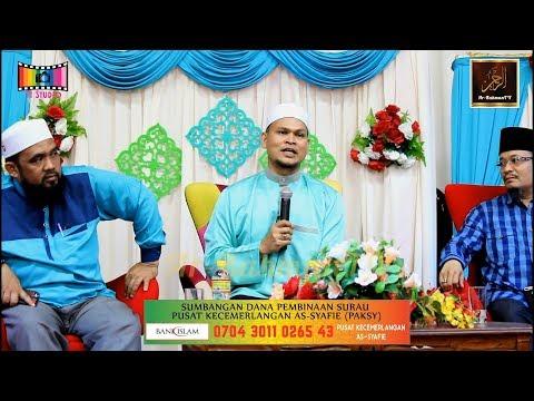 "Forum ""Sayang Melayang"" - Ustaz Dato' Kazim Elias, Ustaz Haslin Baharim & Ustaz Abdullah Khairi"