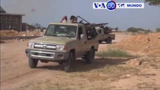 Manchetes Mundo 22 de Junho de 2016- Na Líbia forças avançam contra o Estado Islâmico