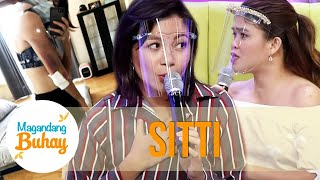 Sitti talks about her recent bicycle accident | Magandang Buhay