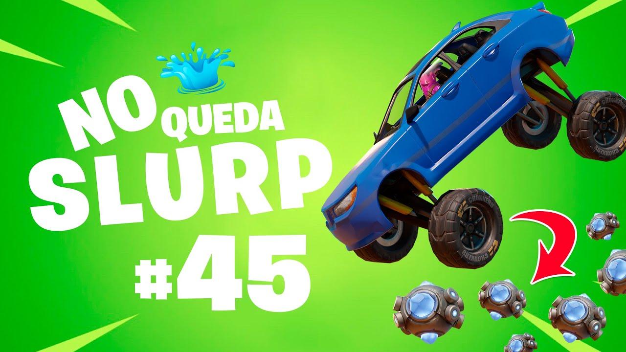 EL TRUCO QUE NO SABÍAS PARA VOLAR CON EL COCHE - NO QUEDA SLURP #45