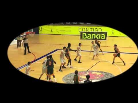 basketball prospect: Javier López 1999