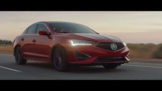 "2021 Acura ILX Less Talk. More Drive. – ""Curtain Reveal"""