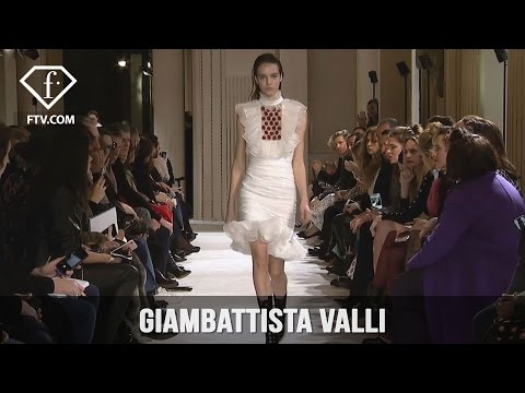 Paris Fashion Week Fall/WItner 2017-18 – Giambattista Valli | FashionTV