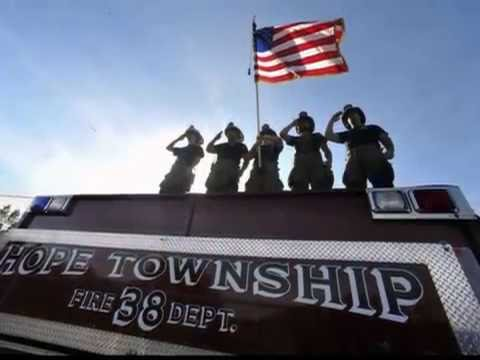 Our Town -- Hope Township New Jersey