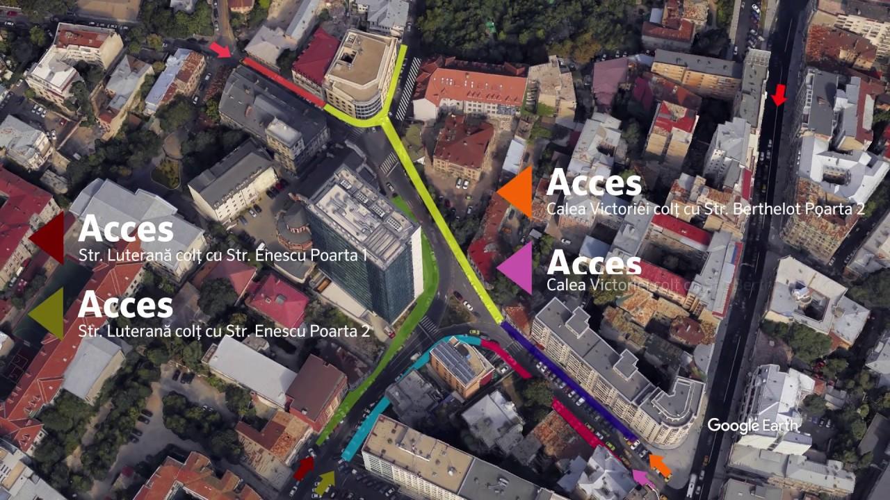 Comunicate de presă – Papa la București
