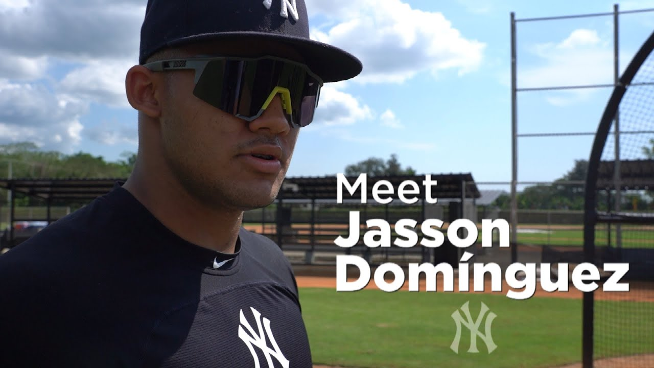 Meet Jasson Dominguez | New York Yankees