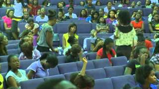 Part 3:W.H.I.T.E with Pastor Victor Oluwadamilare@Covenant University, Nigeria (2013)