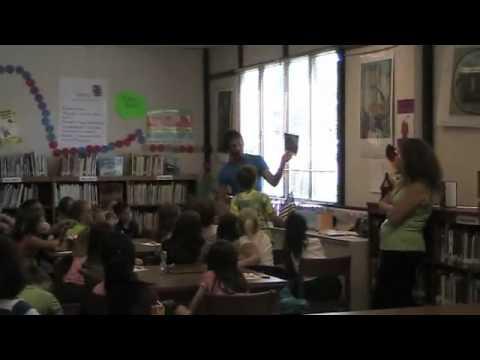JT at the Hillsborough Elementary School Good News Club.m4v