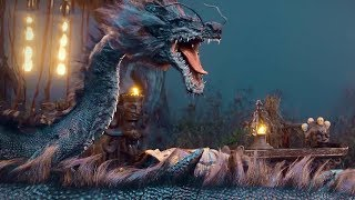 The River Monster (河妖, 2019) chinese fantasy trailer