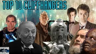 Top 10 Doctor Who Cliffhangers