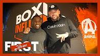 QUCEE DAAGT LEXXXUS UIT BOXING INFLUENCERS 3?! I FIRST ROW