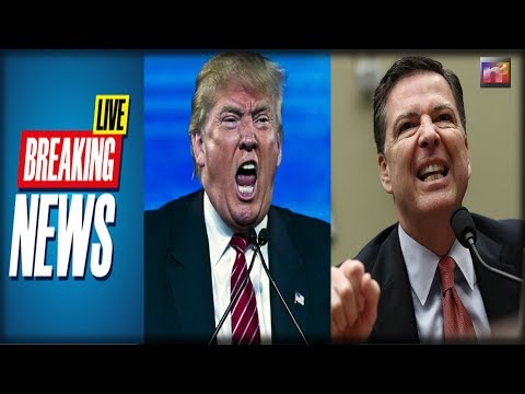 BOOM! Trump Goes Scorched Earth on FBI Spy Campaign, Then Comey Fires Back in the WORST Way EVER