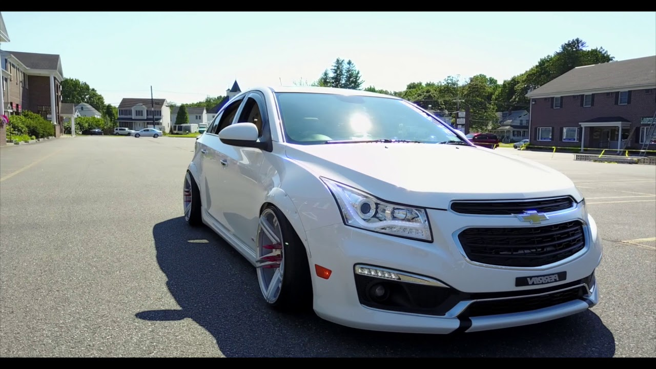 2017 Chevy Cruze Ltz Rs Wide Custum Body By Dz Customs