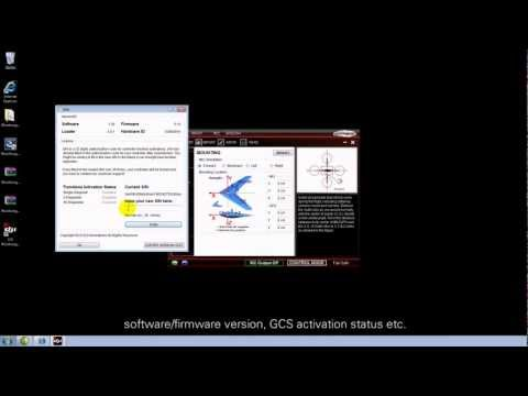 DJI WooKong-M Assistant—Assistant Software Registration