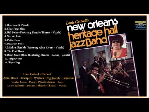 Louis Cottrell's Heritage Hall Jazz Band