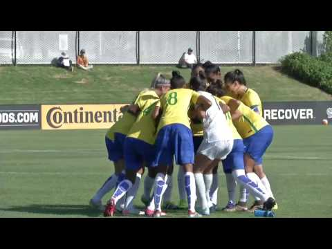 Live Video: 2016 U-20 Women's NTC Invitational: Brazil vs. Korea Republic