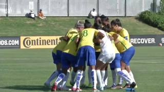 Live Video: 2016 U-20 Womens NTC Invitational: Brazil vs. Korea Republic