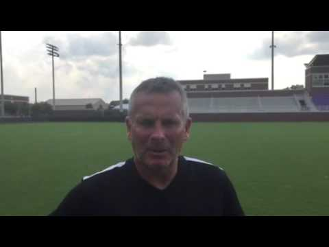 Post game comments from coach John Cullen vs East Carolina University