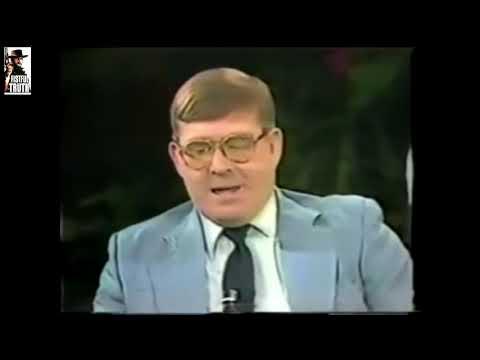 JAMES WICKSTROM ON DONAHUE SHOW- POSSE COMITATUS