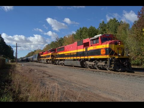 Conrail Shared Assets Operations - North Jersey Sampler