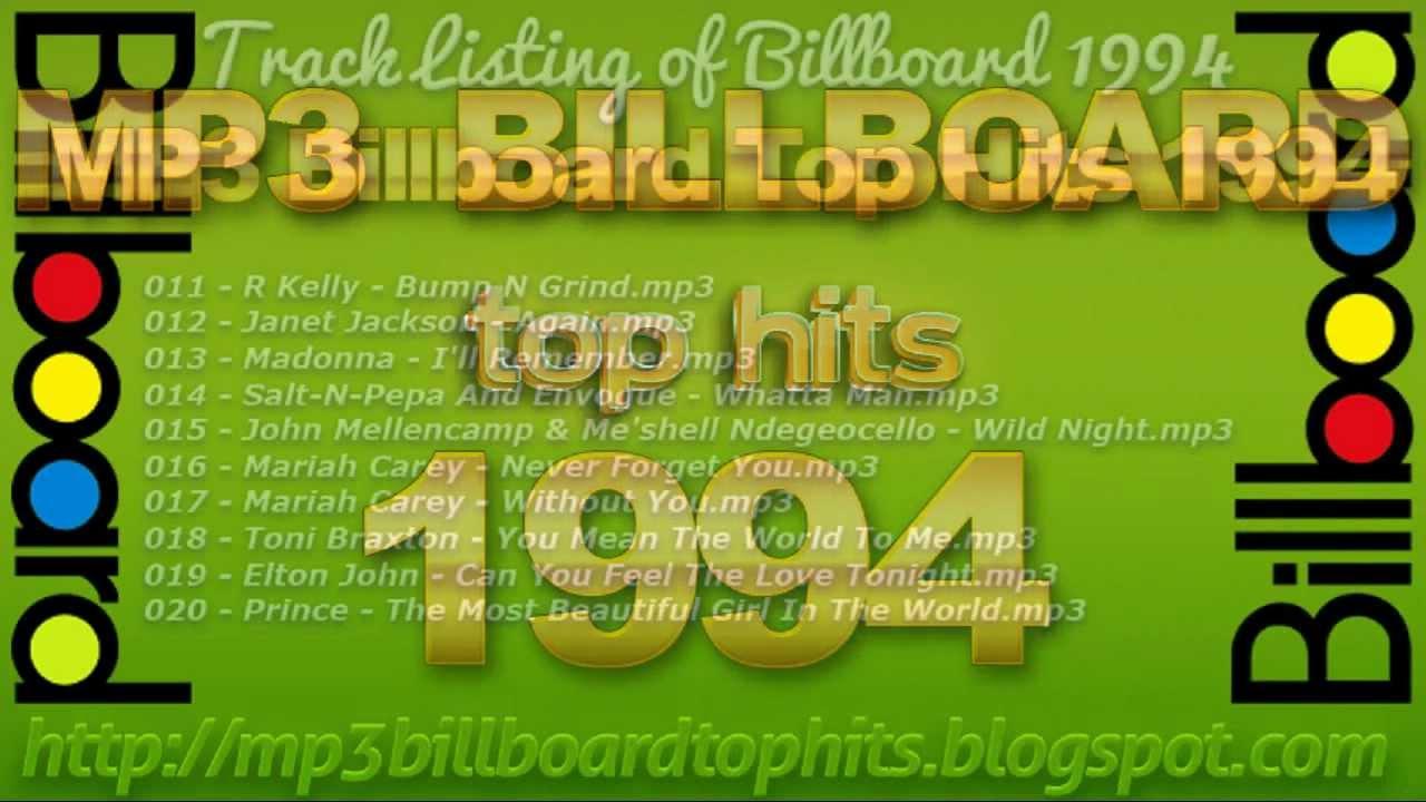 1994 Archive | Billboard