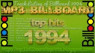 mp3 BILLBOARD 1994 TOP Hits BILLBOARD 1994 mp3
