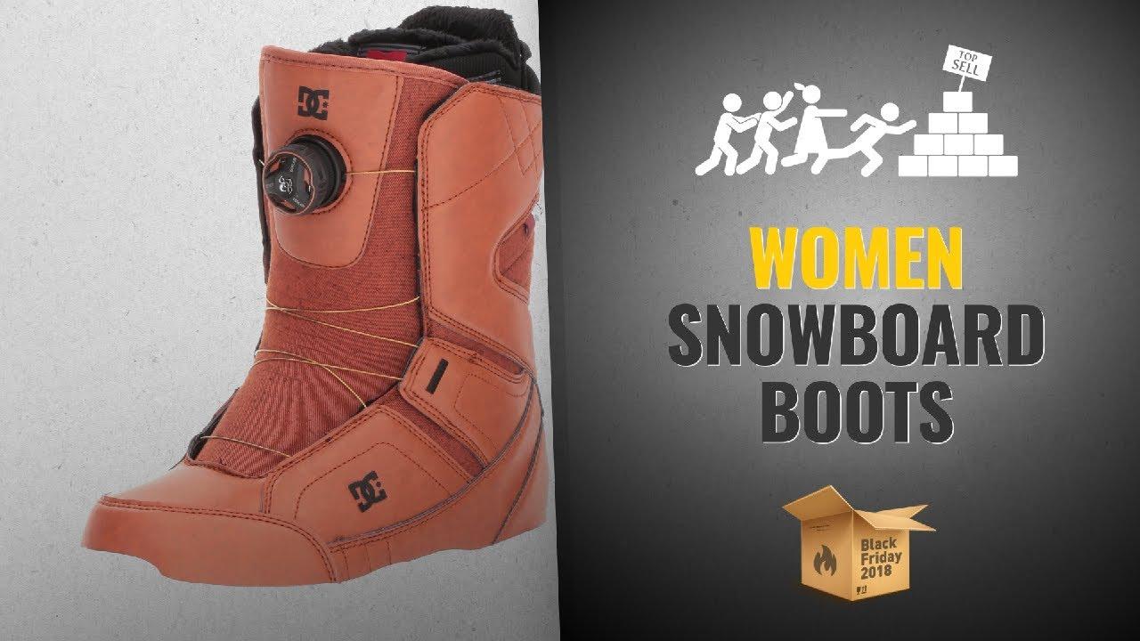 547c7baa0dd1a6 Save Big On Women Snowboard Boots Black Friday   Cyber Monday 2018 ...