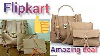 flipkart womens Avni 39 s tan hand-held bag review