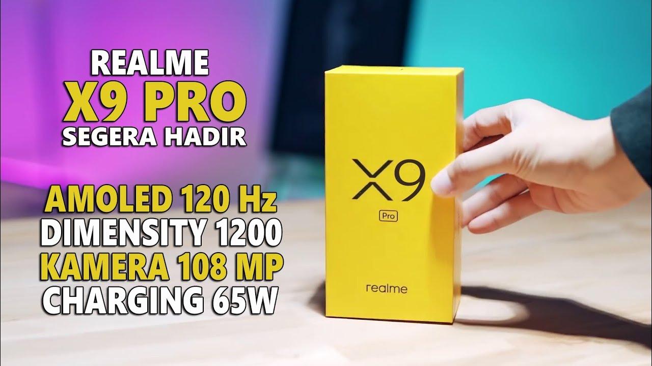 REALME X9 PRO Segera RILIS - Senjata Baru REALME Siap Serang Balik REDMI