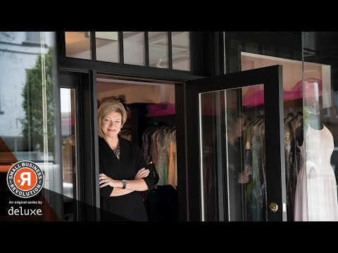 'Ellen's Bridal & Dress Boutique' Deliver Experience | Small Business Revolution - Main Street: S1E3