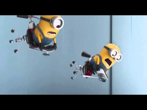 Minions [2015] - Competition (Minions Mini-Movies 2015)