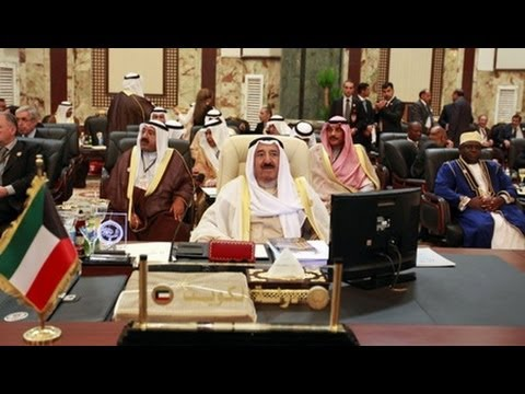 Arab League Meeting in Iraq Shows Deep Divisions Over Syria
