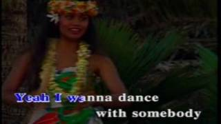 I WANNA DANCE WITH SOMEBODY#WHITNEY HOUSTON#BARAT#POP#LEFT