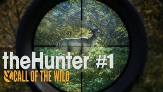 THE HUNTER CALL OF THE WILD - ON TRAQUE DU CHEVREUIL
