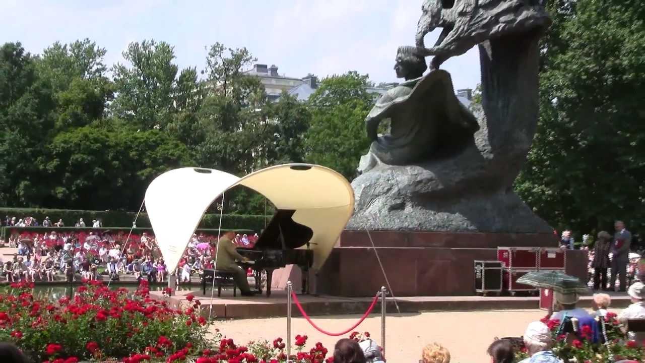 2011 07 Karolina Koncert łazienki Chopin Wykonawca Eduard Stan