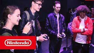 Super Smash Bros. Ultimate - Reacties tijdens Firstlook (Nintendo Switch)